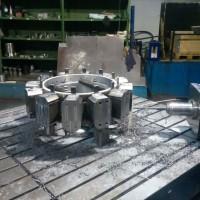 Cердечник ротора на обработке