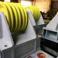 Станции натяжения конвейерной ленты