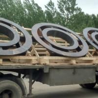 Фундаментные рамы D-2650 мм, H-280мм. Отгрузка