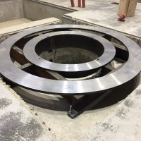 Фундаментная рама D-2650 мм, H-280мм