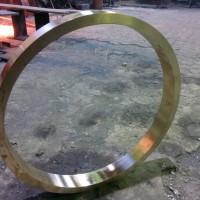 Кольцо бронзовое