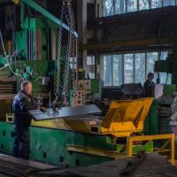 рабочий процесс металлообработки