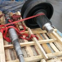 Шевронное колесо зубчатое в сборе (диаметр ф842мм