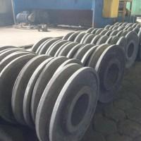 Отливки блоков ф425 мм