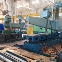 станки для металлообработки в цеху