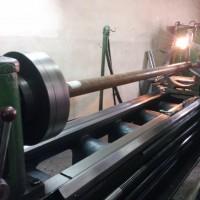 Обработка трубы