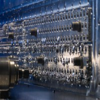 Обработка доски трубной для АЭС